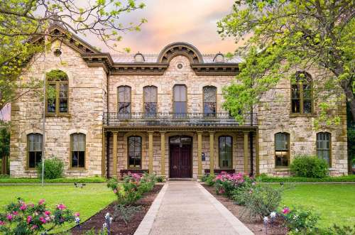 In-Town Fredericksburg Homes